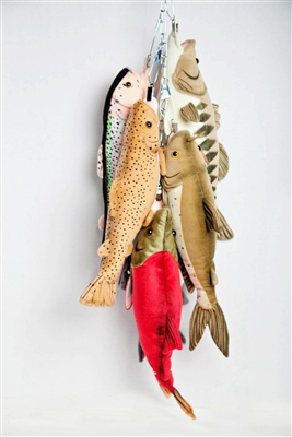 FISH STRINGER DISPLAY